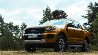 Ford Ranger, artık daha güçlü, daha cimri, daha avantajlı