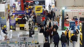Makineciler Bursa fuarına hazırlanıyor