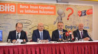Bursa İstihdam Buluşması 21 Kasım'da başlıyor