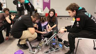 VEX Robotics, Nişantaşı Üniversitesi'ne konuk oldu