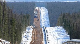 Sibirya'nın Gücü 2 Aralık'ta devreye giriyor