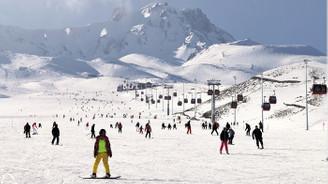 Erciyes, yabancı turistten 30 milyon dolarlık gelir bekliyor
