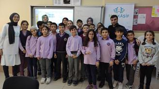 Mardinli öğrenciler 1010 Kaşif arasına katıldı