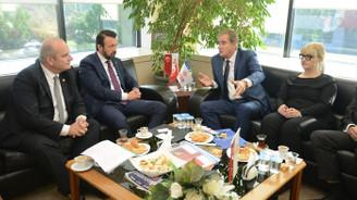 Bosna Hersek Yatırım Ajansı işbirliği için Bursa'ya geldi