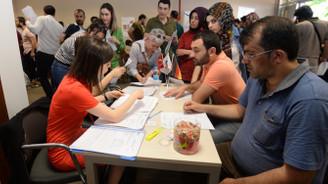 İşverenlerle iş arayanlar Bursa'da buluşacak