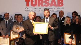 TÜRSAB'ın yeni yönetimi mazbatasını aldı