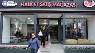 Antalya Belediyesi'nden ucuz et için Halk Et mağazası