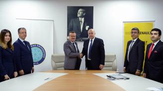 Üniversite-sanayi işbirliğine Oyak Renault desteği