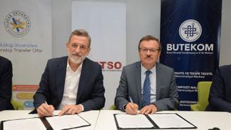 BTSO ve BUÜ'den üniversite - sanayi işbirliğine yeni proje