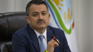 Tarım Bakanı Pakdemirli, 2020 hedeflerini açıkladı