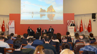 Dış ticarette vergi avantajları Bursa'da konuşuldu