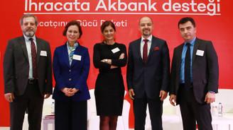 Akbank, ihracatçılar ile Bursa'da buluştu