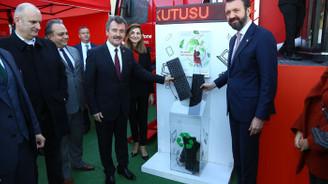 """""""Vodafone Busıness Dijitalleşme TIR'ı"""" Bursa'da"""