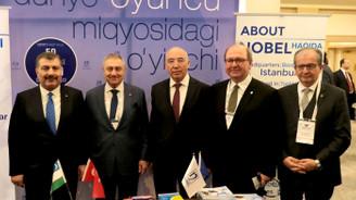 NOBEL İlaç Özbekistan'da büyümesini sürdürecek