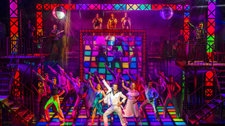 Zorlu PSM'de Broadway müzikali