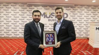 Geleneksel sermayenin dönüşümü Bursa'da masaya yatırıldı