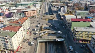 Bursa Büyükşehir, rahat trafik için akıllı kavşaklar kuruyor