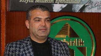 ANTBİRLİK Başkanı Yavuz: Kooperatifsiz tarım öksüz kalır