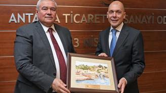 Çetin: Antalya ve Arjantin tohumculuk iş birliği yapabilir