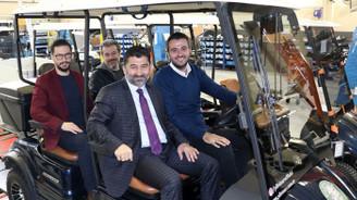 Bursa'nın elektrikli aracı yakında yollarda…
