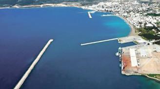 Doğu Akdeniz'in ilk tersanesi için çalışmalar başladı