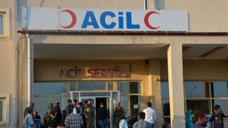 Tel Abyad'daki terör saldırısında yaralanan asker şehit oldu