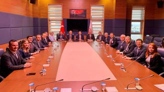 BALKANTÜRKSİAD taleplerini Ankara'ya iletti