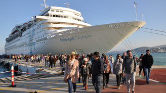 Kruvaziyer turizmcileri 2021'de 'altın günlere' dönüş bekliyor