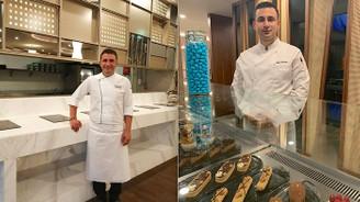 Sofitel'in mutfağı Oğurtan'a, pastanesi Toktaş'a emanet