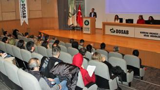 DOSAB'da bilgi teknolojilerindeki dönüşüm konuşuldu