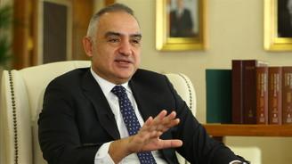 Bakan Ersoy: Gelir odaklı turizme geçmemiz gerekiyor