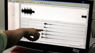 Çankırı'da 4.7 büyüklüğünde deprem meydana geldi