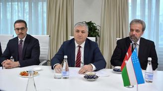 Türkiye, Özbekistan'da altın ve volfram arayacak