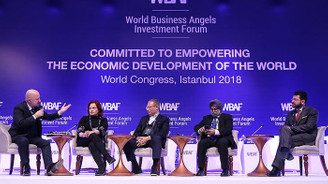 Milyar dolarlık melek yatırımcılar İstanbul'a geliyor