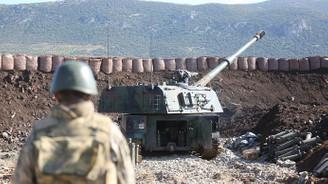 Suriye'de 1 asker şehit
