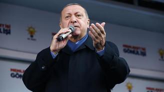 Erdoğan'dan 'elmaları depodan çıkarın' çağrısı
