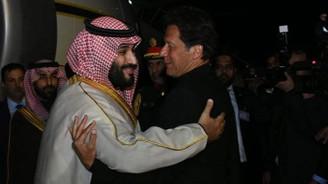 Suudi Arabistan ile Pakistan arasında 18,5 milyar dolarlık anlaşma
