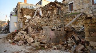 Deprem sonrası Ayvacık'ta okullar tatil