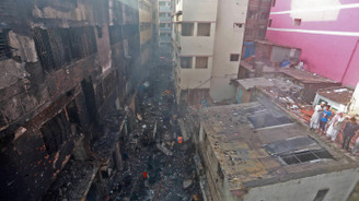 Bangladeş'te yangın: 70 ölü
