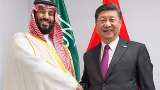 Suudi Arabistan ve Çin'den 28 milyar dolarlık imza