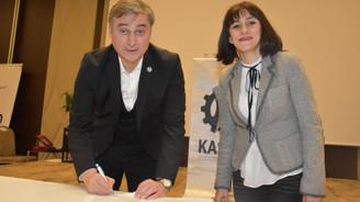 KASİAD ve TEB işbirliği anlaşması imzaladı