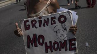 'Milyonlarca Venezuelalı uzun bir direniş için bekliyor'
