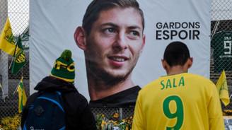 Futbolcu Emiliano Sala'yı taşıyan uçağın enkazı bulundu