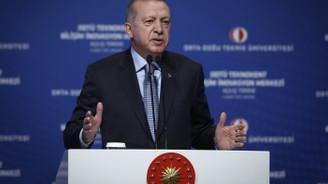 Erdoğan'dan vakıf üniversitelerine eleştiri