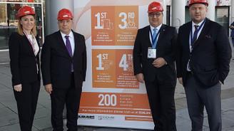 Yapı sektörü dünyanın en büyük fuarında buluştu