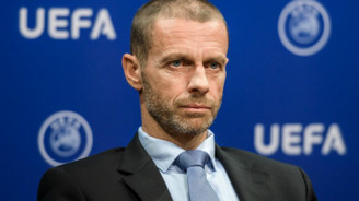 Aleksander Ceferin 2023'e kadar UEFA'nın başında