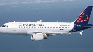 Belçika'da grev nedeniyle 122 uçuş iptal edildi