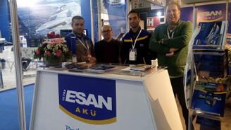 Esan Akü'ye, Boat Show'da Avrupa'dan yoğun ilgi