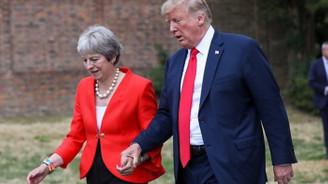 Trump: Theresa May tavsiyemi dinlemedi