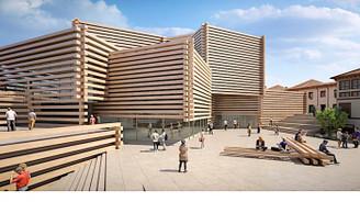 Odunpazarı Modern Müze, Hazı̇ran'da Eskı̇şehı̇r'de açılıyor